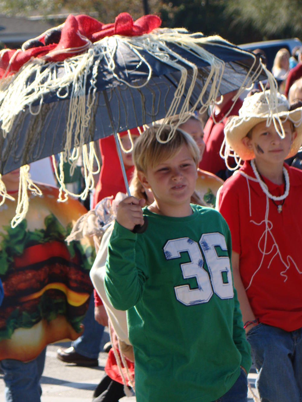Picture from Brooklet Elementary Pumpkin Parade