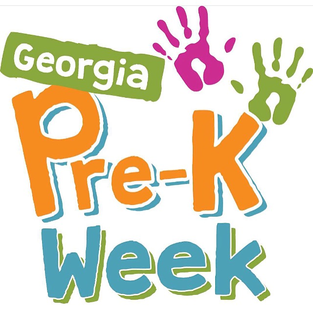Georgia Pre-kindergarten week advertisement