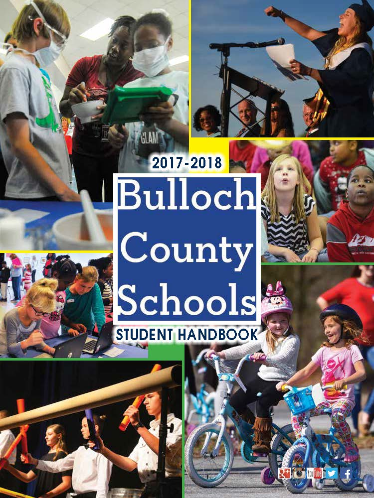 Cover Photo of Student Handbook