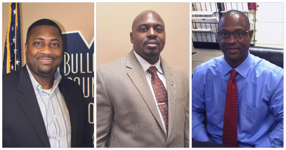 Langston Chapel Middle administrative team