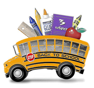 Back to School Supply Drive Logo