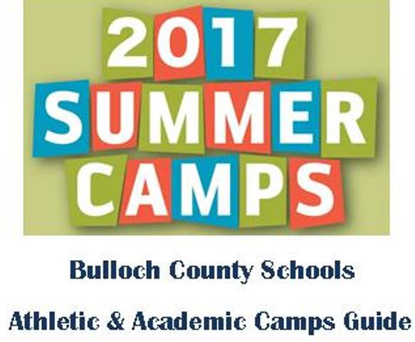 Summer Camps Advertisement