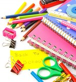 School Supplies Graphic
