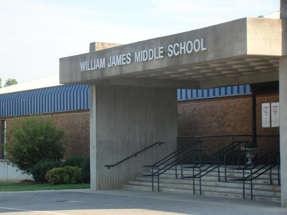 William James Middle School