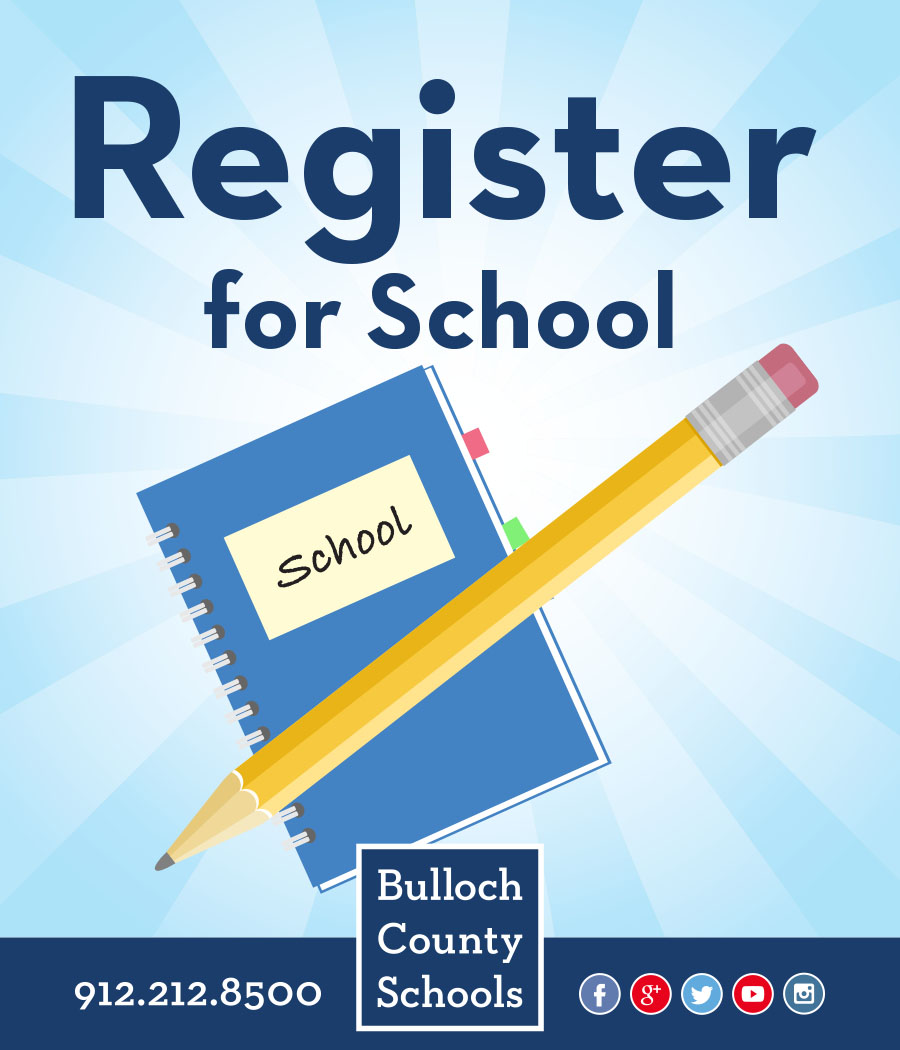 Register for School link graphic