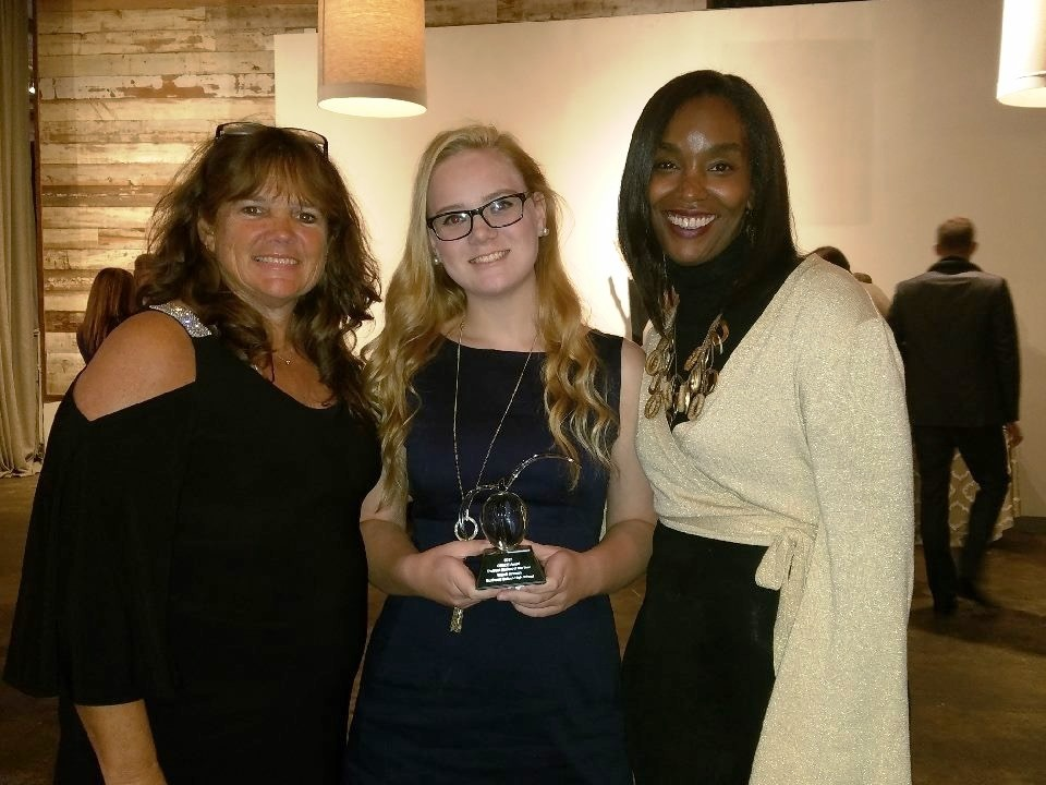 Brandi Johnson Receives GA Culinary Arts Student of the Year at GRACE Awards Gala