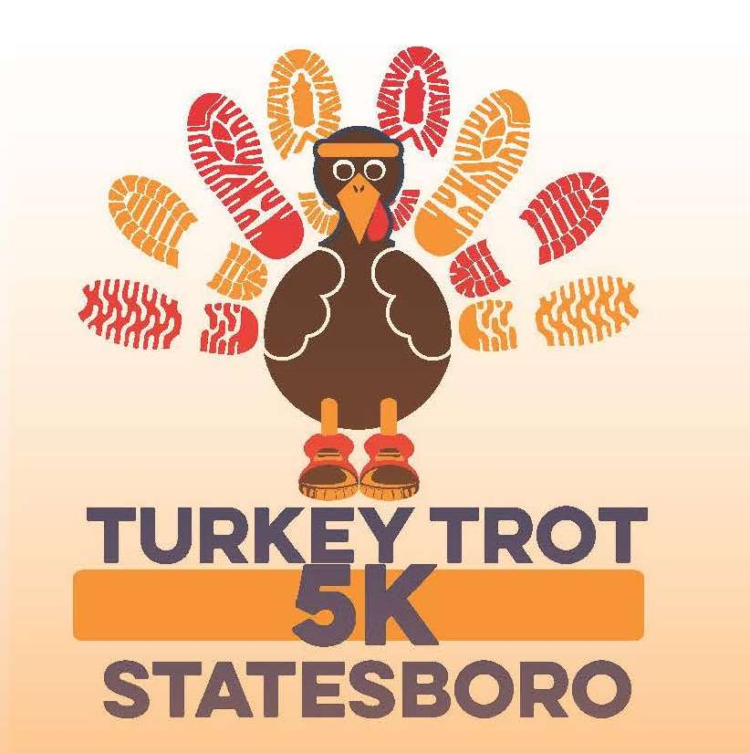 Turkety Trot 5K Logo