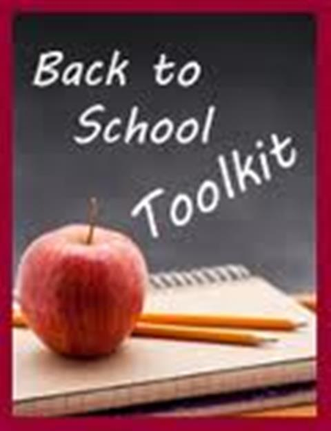 Back to School Toolkit ad