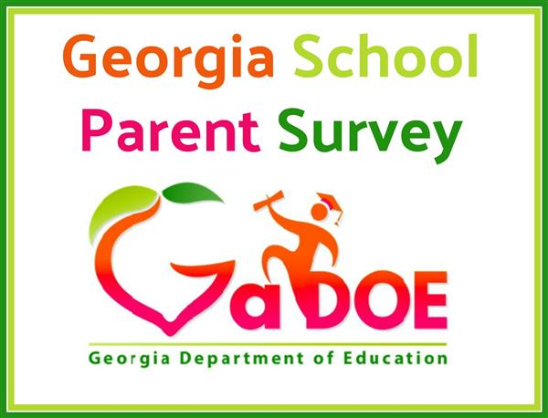GA School Parent Survey Logo