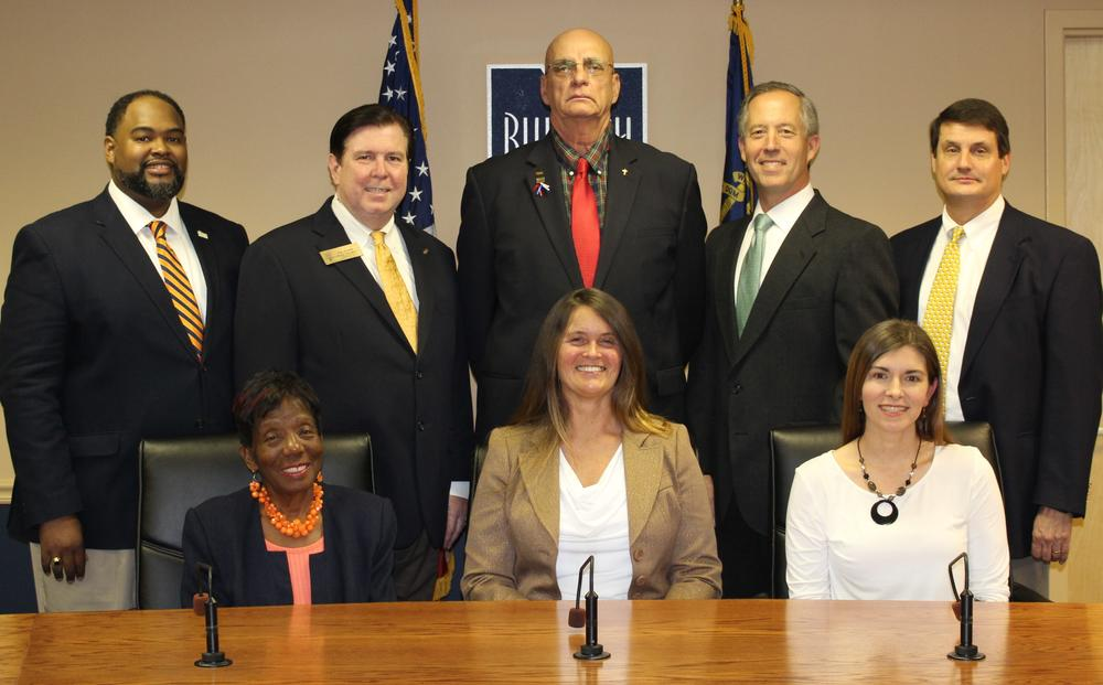 Bulloch County Board of Education members