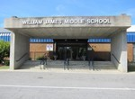 William James Middle